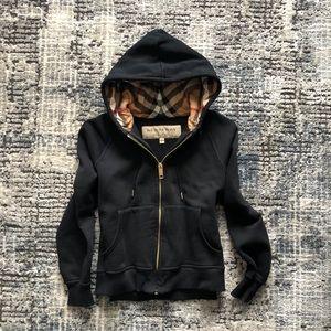 Authentic Burberry Women's Black Sweatshirt XL